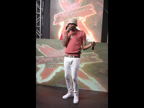 Brand ambassador Ding Dong delivered an energetic set.
