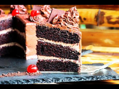 No matter what the problem is, chocolate cake is always the answer.