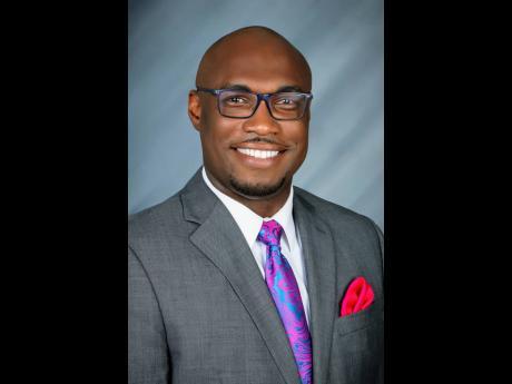 Cumberland High School Principal Darien Henry.