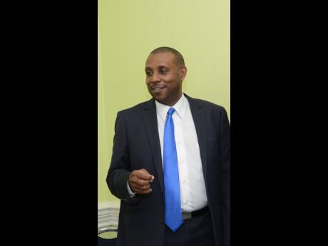 Derrick Cotterell, chairman and CEO of Derrimon Trading Company Limited.