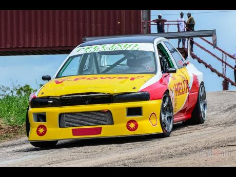 The Subaru WRX of Heath Causwell is another racecar that we hope to see again soon.