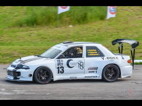 The Bayley Brothers Mitsubishi Evolution has not been seen in a long time.