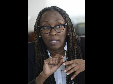 JAMP Executive Director Jeanette Calder.