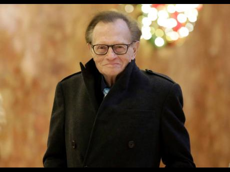 Larry King, who interviewed presidents, movie stars and ordinary Joes during a half-century in broadcasting, has died at age 87.