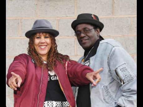 Dr Neville Staple and his wife, Christine, connected through ska over 40 years ago.