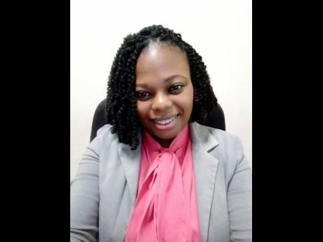 Taxpayer education officer at Tax Administration Jamaica, Rogerlene Miller.