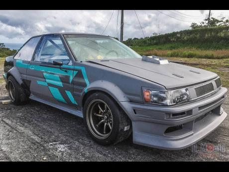 After five years, veteran racer Alan Chen will return to racing with his trusty AE86 Toyota Corolla.