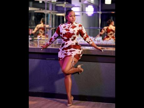 Media personality-turned-recording artiste, now restaurateur, Yanique 'Curvy Diva' Barrett, will open her Dining With Curvy — The Restaurant this Sunday, Valentine's Day.