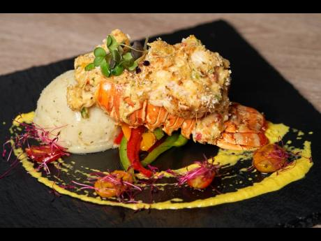 Fancy some lobster and shrimp thermidor? Well, Dining With Curvy — The Restaurant has something special on their menu for seafood lovers this Valentine's Day.