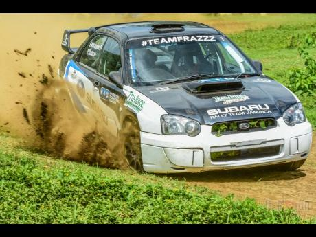 Will Fraser McConnell return in this trusty rallycar when motorsports return post COVID? Fans would love that.