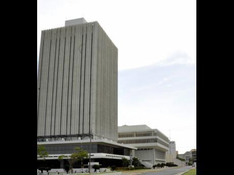 Bank of Jamaica.