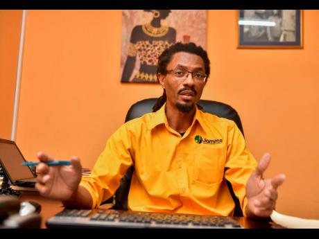 Evon Mullings, general manager, Jamaica Music Society.