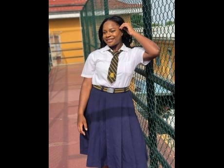 Jalisa McGowan, 17, was a student at Kingston Technical High School.