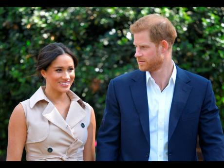 Prince Harry and his wife Meghan Markle. Their first Netflix series will centre on the Invictus Games, which gives sick and injured military personnel and veterans the opportunity to compete in sports. The Duke and Duchess of Sussex's Archewell Productio