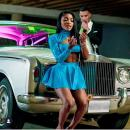 Entertainer, Moyanne, dressed by Nash, in a scene from her trending video, 'Backseat'.